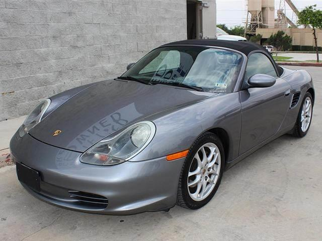 2004 Porsche Boxster LS Flex Fuel 4x4 This Is One Of Our Best Bargains