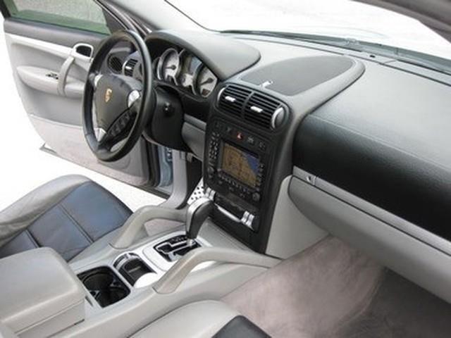 2006 Porsche Cayenne 4dr 112 Inch WB Eddie Bauer SUV
