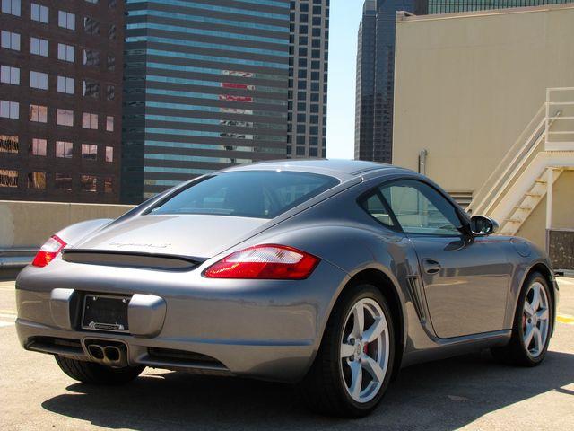 2006 Porsche Cayman S S Sedan