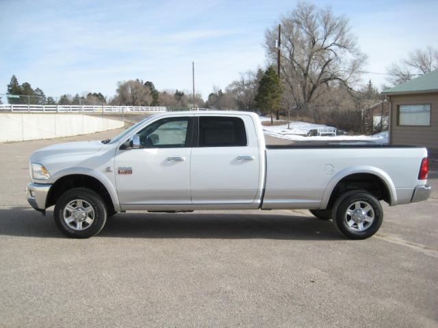 2012 RAM 3500 XLT Texas Edition