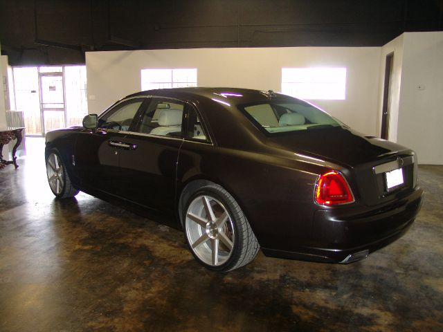 2011 Rolls-Royce Ghost GL Manual W/siab