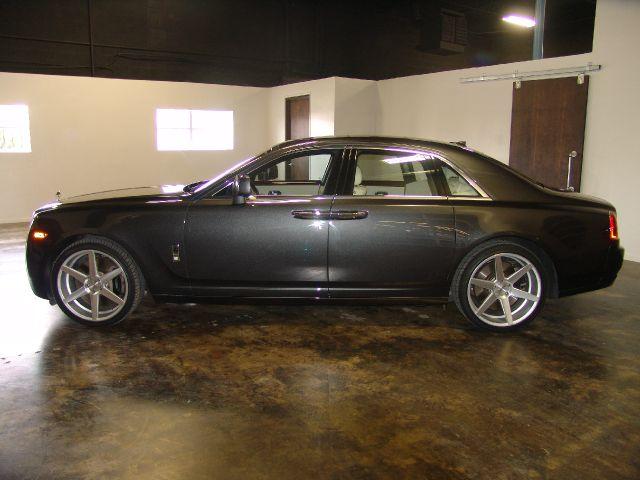 2011 Rolls-Royce Ghost GL Manual W/siab