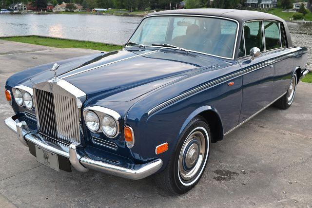 1971 Rolls-Royce Silver Shadow 4WD Reg Cab 133 SLE1