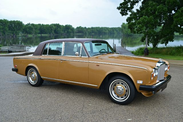 1974 Rolls-Royce Silver Shadow Extended Cab Long