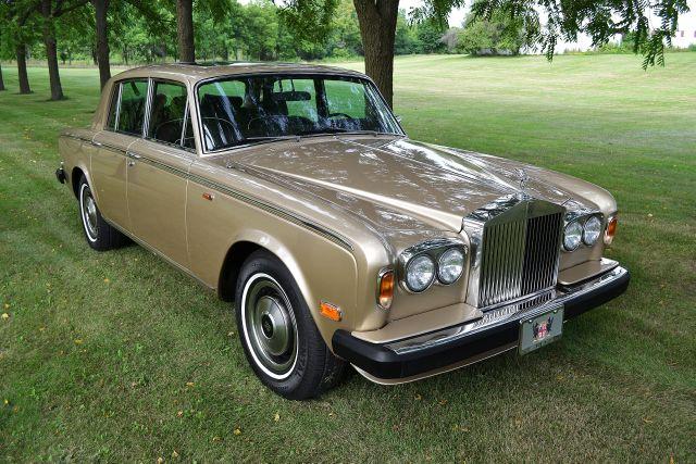 1978 Rolls-Royce Silver Shadow T6 EXEC 4DR SDN