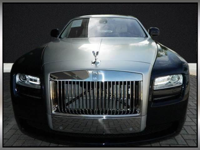 2011 Rolls Royce Ghost Slk32