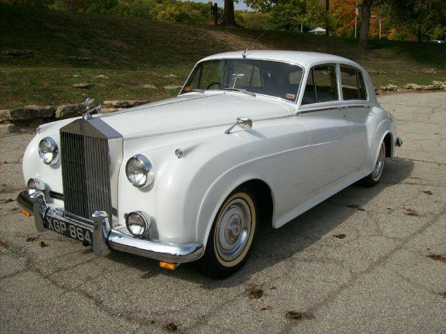 1957 Rolls Royce Silver Cloud 1