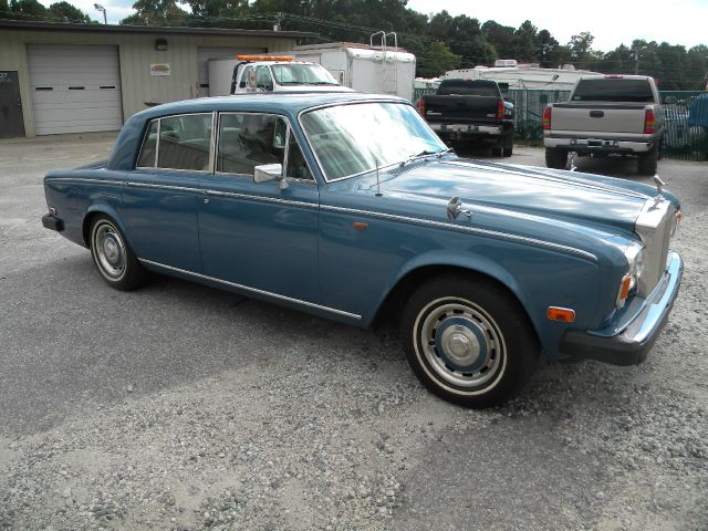 1979 Rolls Royce Silver Shadow Unknown