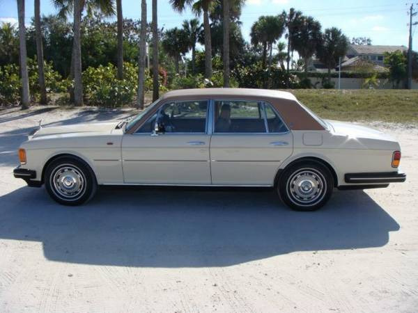 1988 Rolls Royce Silver spirit Unknown