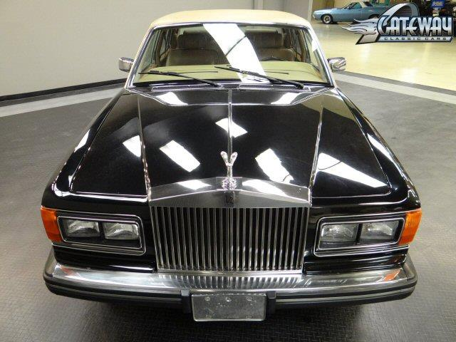1985 Rolls Royce Silver Spur Unknown