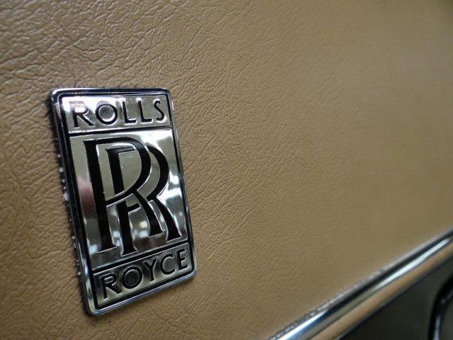 1985 Rolls Royce Silver Spur