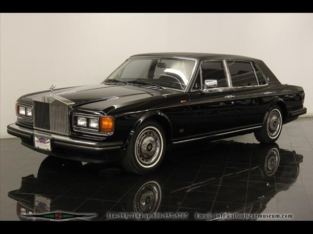 1990 Rolls Royce Silver Spur Unknown