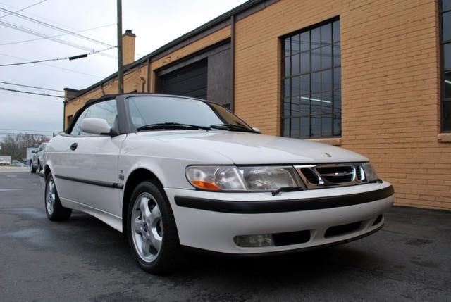 2001 Saab 9-3 Turbo AWD 1 Owner Clean Carfax