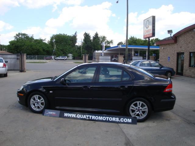 2007 Saab 9-3 2008 Chevrolet 5