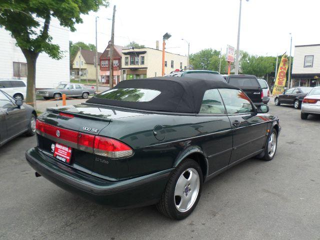 1998 Saab 900 Ford F250 FX4 Lariat