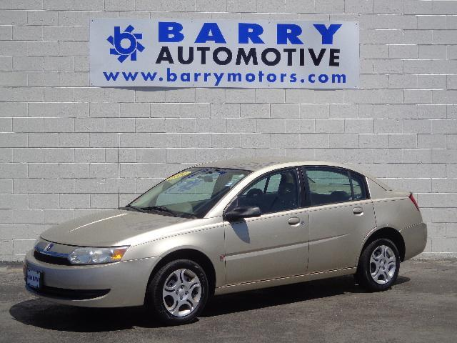 2004 Saturn Ion R/T Coupe