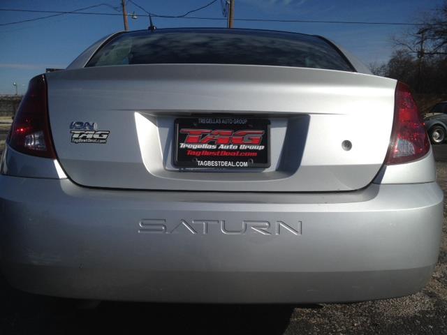 2007 Saturn Ion 4dr Quad Cab 140 WB