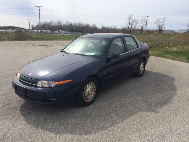 2001 Saturn L-Series 3.5