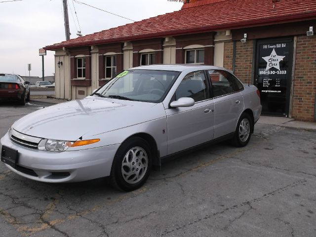 2002 Saturn L Series R/T Coupe