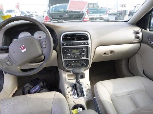 2003 Saturn L Series 3.5