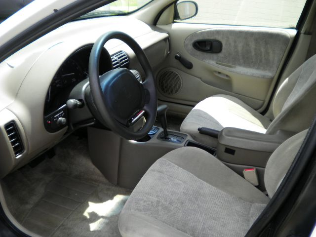 1998 Saturn S Series XLS
