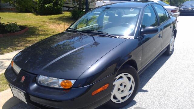 2001 Saturn S Series XLS