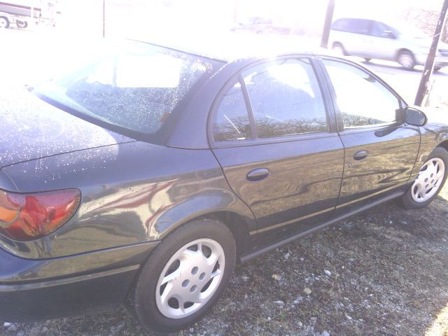 2002 Saturn S Series XLS