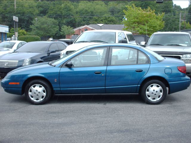 2002 Saturn S Series Base S