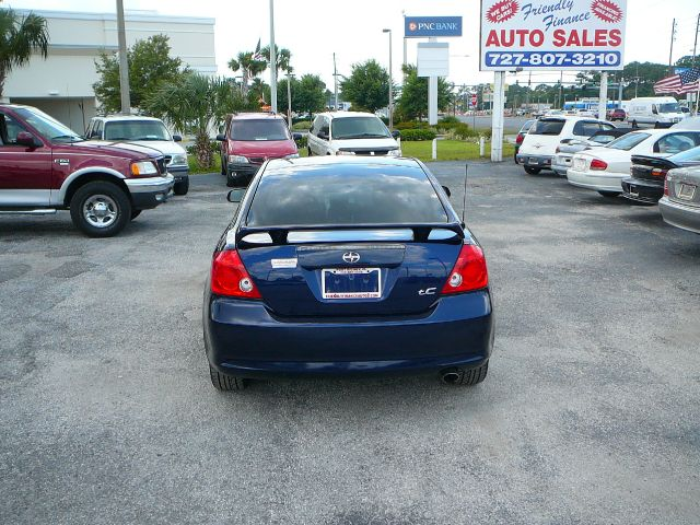 2006 Scion tC 2WD Ext Cab Manual