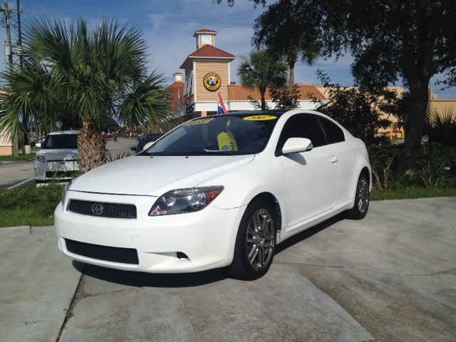 2007 Scion tC 4dr 2.9L Twin Turbo AWD W/3rd Row