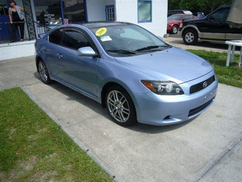 2008 Scion tC Touring W/nav.sys.-res