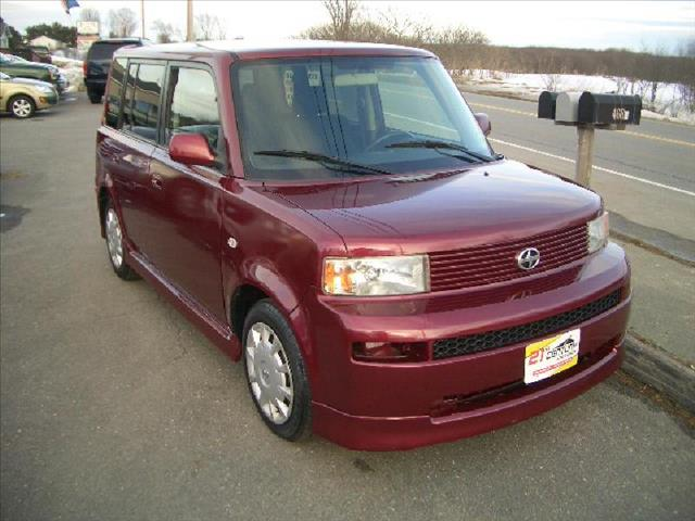 2006 Scion xB Mechanics BODY