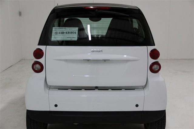 2009 Smart fortwo 4dr Sdn V6 RWD W/1sc