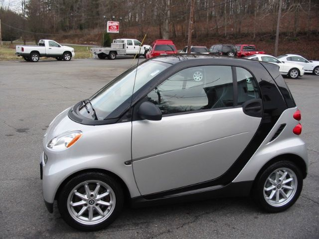 2009 Smart fortwo SXT 4x4