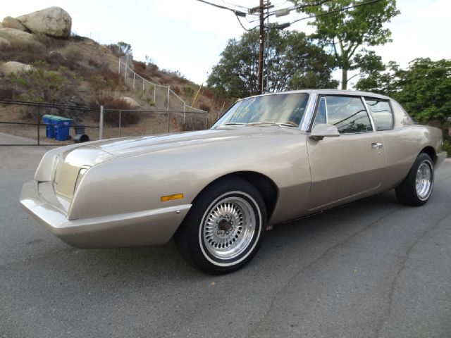 1987 Studebaker Avanti Hd 4X4 Long Bed