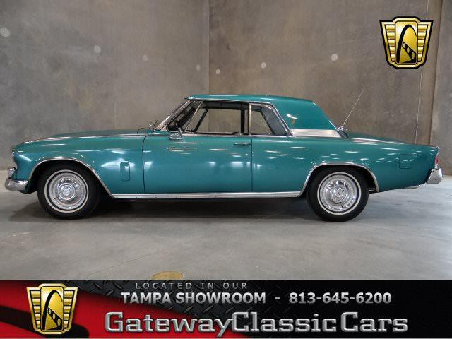 1962 Studebaker Hawk E350 Luxury W/navigation