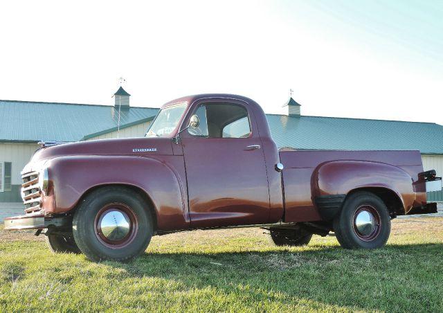 1949 Studebaker Pickup SPEC V