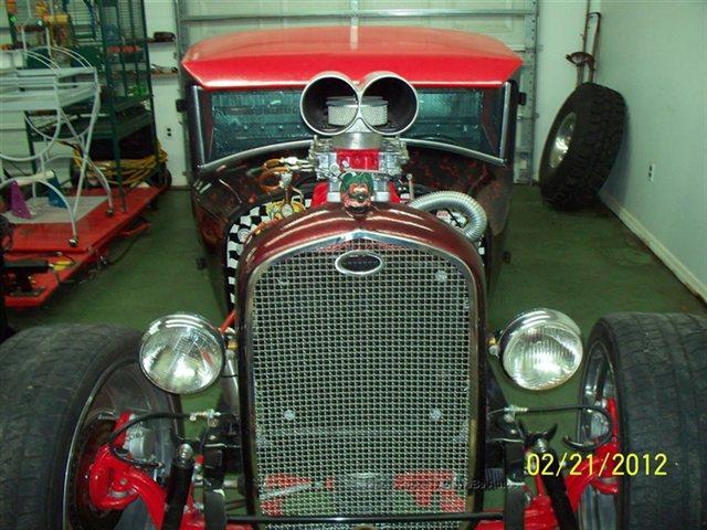 1928 Studebaker Ratrod Reg Cab 133 WB 2WD