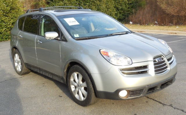 Subaru B Tribeca on 2006 Subaru Tribeca B9 4wd