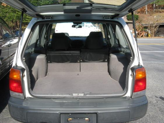 1998 Subaru Forester ESi