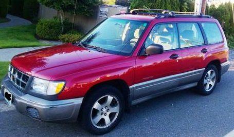 1998 Subaru Forester XR
