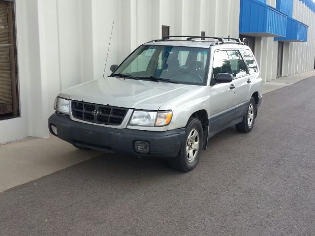 1999 Subaru Forester 4dr 2.9L Twin Turbo AWD W/3rd Row