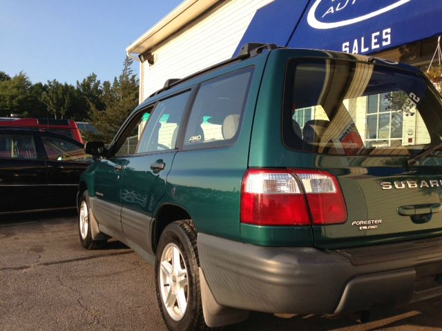 2001 Subaru Forester ESi