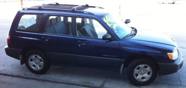 2002 Subaru Forester 4dr 2.9L Twin Turbo AWD W/3rd Row