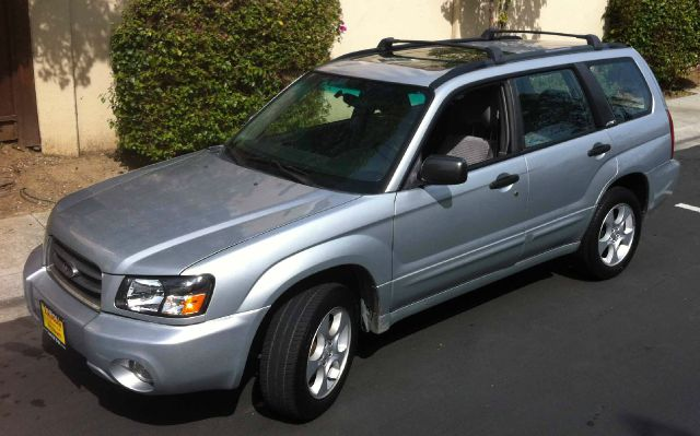 2003 subaru forester sport 4wd v6 details fremont ca 94536. Black Bedroom Furniture Sets. Home Design Ideas