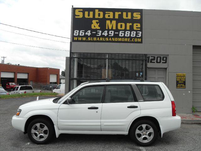 2003 Subaru Forester SE W/rse