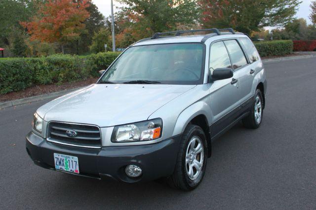How Long Do Subarus Last >> 2004 Subaru Forester Lt1,crew,bucket Seats Details. HILLSBORO, OR 97123
