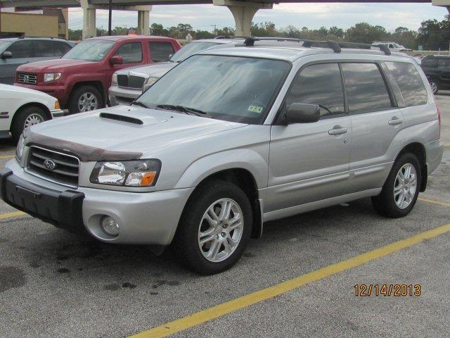 2005 Subaru Forester Unknown