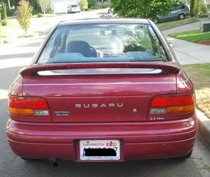 1996 Subaru Impreza 1/SA