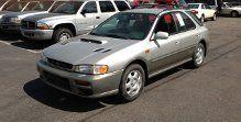 2001 Subaru Impreza Clk32